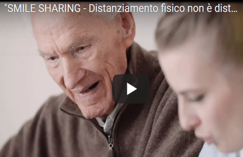 Smile Sharing: Chiude il progetto Get Up