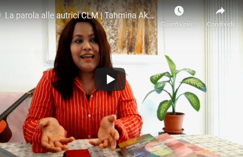 Premio letterario al Salone internazionale del Libro di Torino per Tahmina Akter