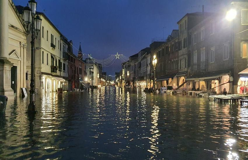 Maltempo a Chioggia, Ferro chiede lo stato di emergenza