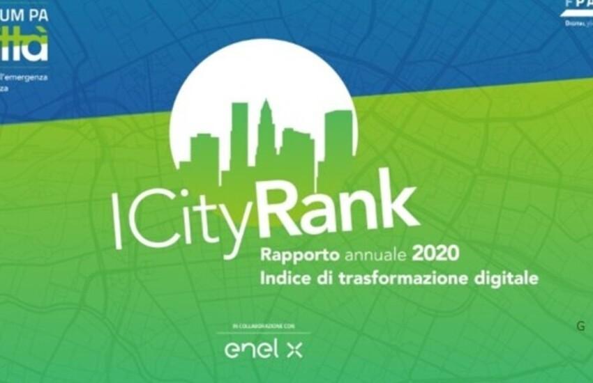 ICity Rank 2020, Lecce tra le città più digitali d'Italia