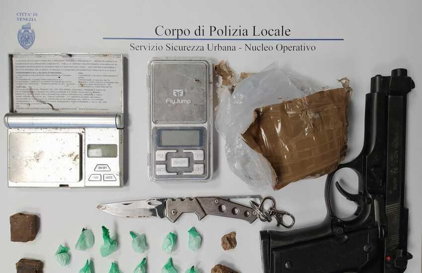 Marghera: Sequestri e denunce per spaccio di droga