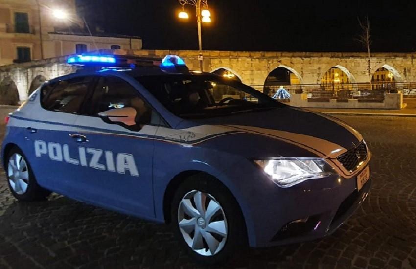 """Polizia di Stato, Sulmona, arrestato 52enne pluripregiudicato: era stato uno degli autori di una """"spedizione punitiva"""""""