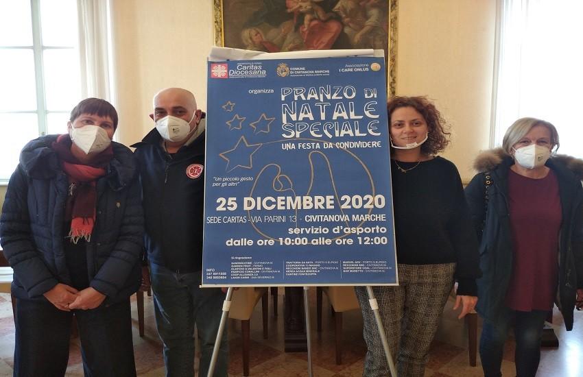 Civitanova solidale: 2000 persone assistite, 750 pasti al mese