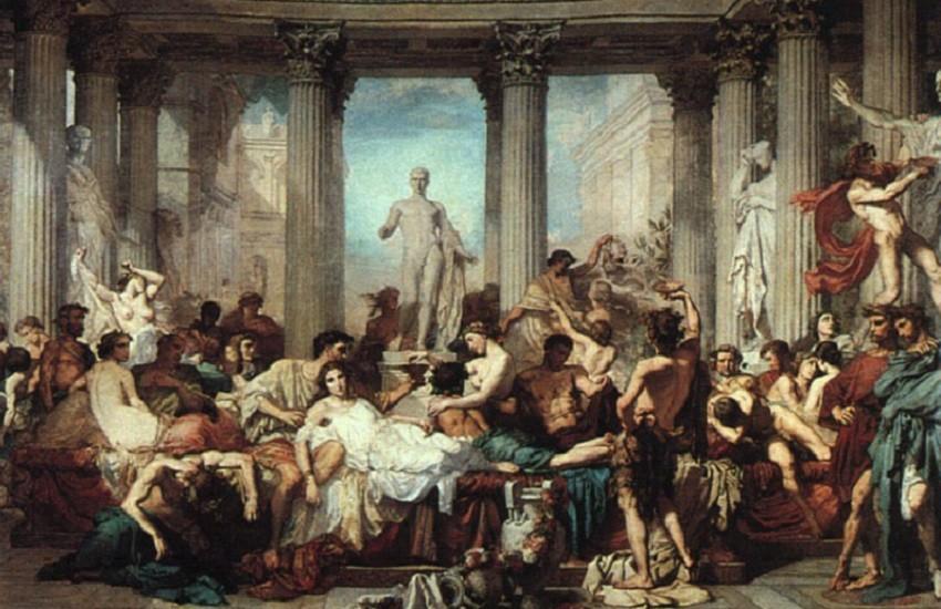 Qda Christmas fest, origini del Natale: arrivano i Saturnalia