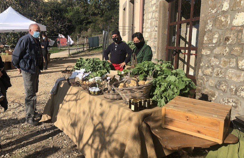 """Domenica 20 dicembre a Viterbo c'è il """"Mercato della Terra"""" di Slow Food"""