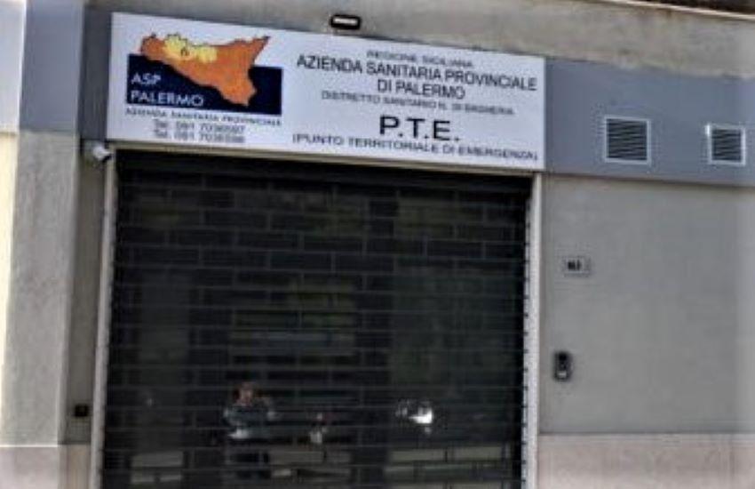 Asp Palermo, dal 15 dicembre nuovo Presidio Territoriale di Emergenza a Bagheria