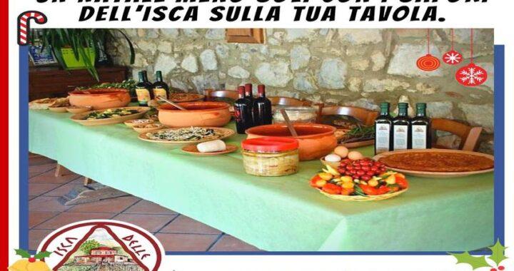 Menu gratuito nel giorno di Natale per le famiglie bisognose, la bella iniziativa dell'agriturismo Isca delle Donne a Palinuro