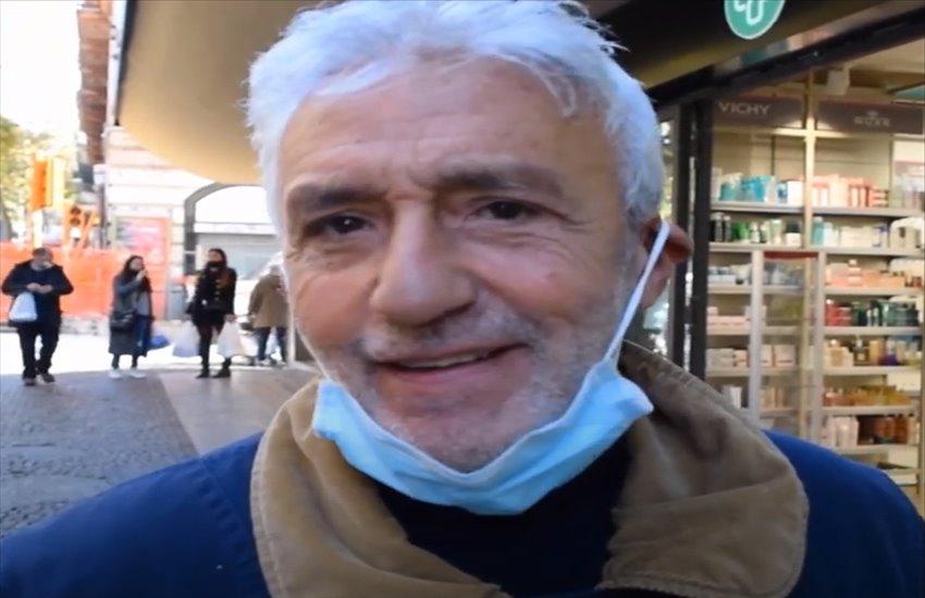"""""""Restituisci la bombola"""", Patrizio Rispo presta il suo volto per lo spot del comune di Napoli"""