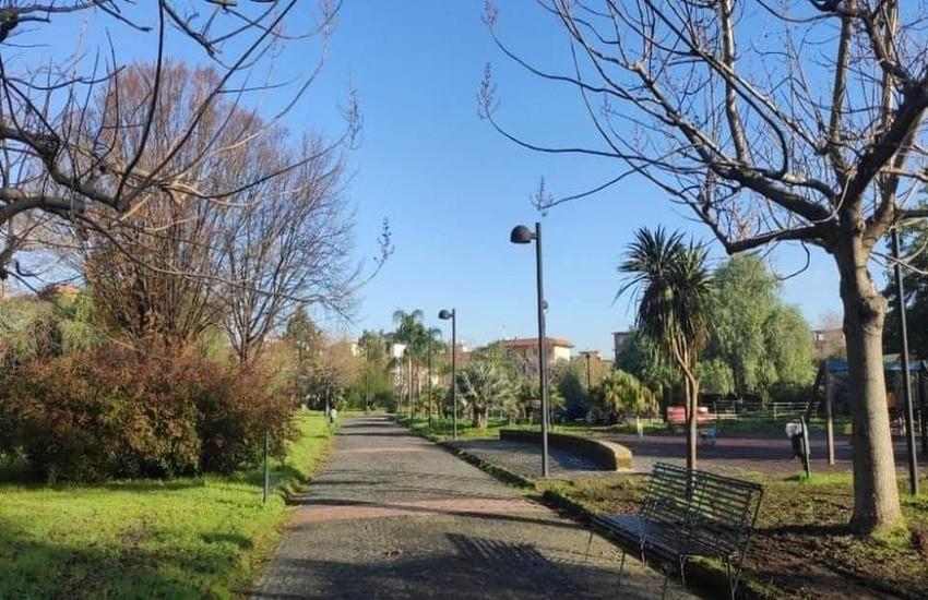 Riapre il parco San Gaetano Errico, polmone verde di Secondigliano