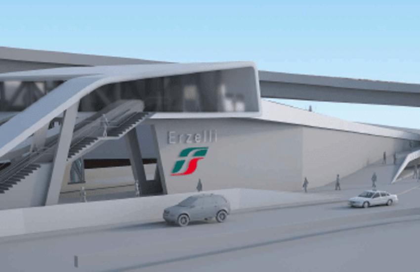 Rfi, al via il bando di gara: due nuove fermate, Cornigliano e Aeroporto-Erzelli
