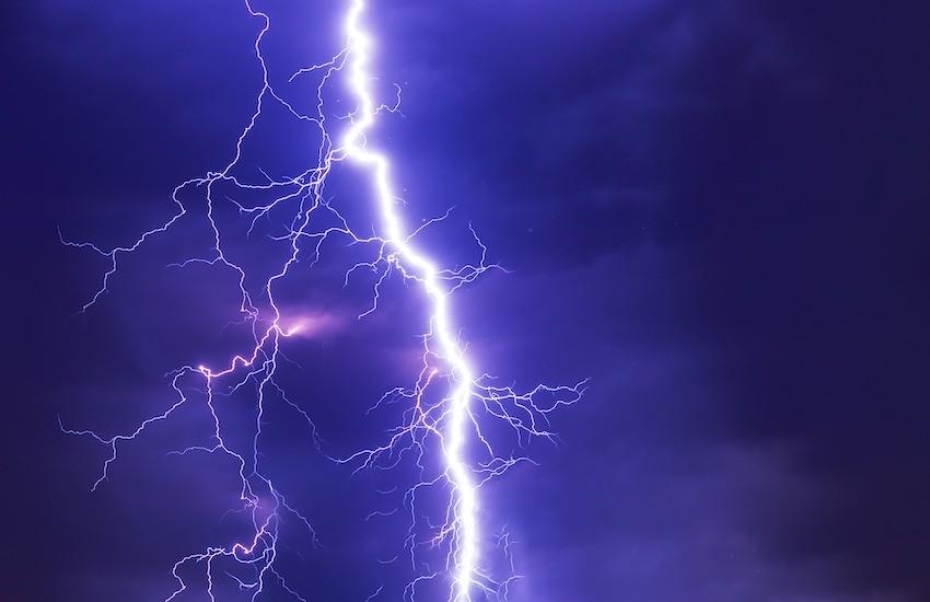 In arrivo temporali di forte intensità: allerta meteo sulla provincia di Latina