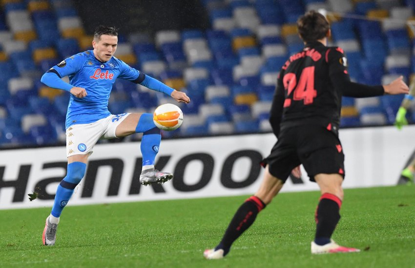 Napoli-Real Sociedad 1-1, un pari che fa tutti felici e contenti. Azzurri ai sedicesimi di Europa League