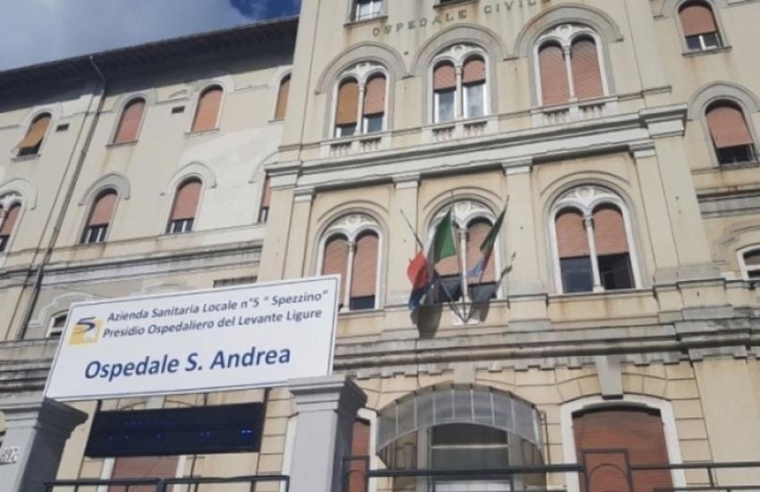 Covid Spezia: 18 infermieri e oss positivi all'ospedale Sant'Andrea