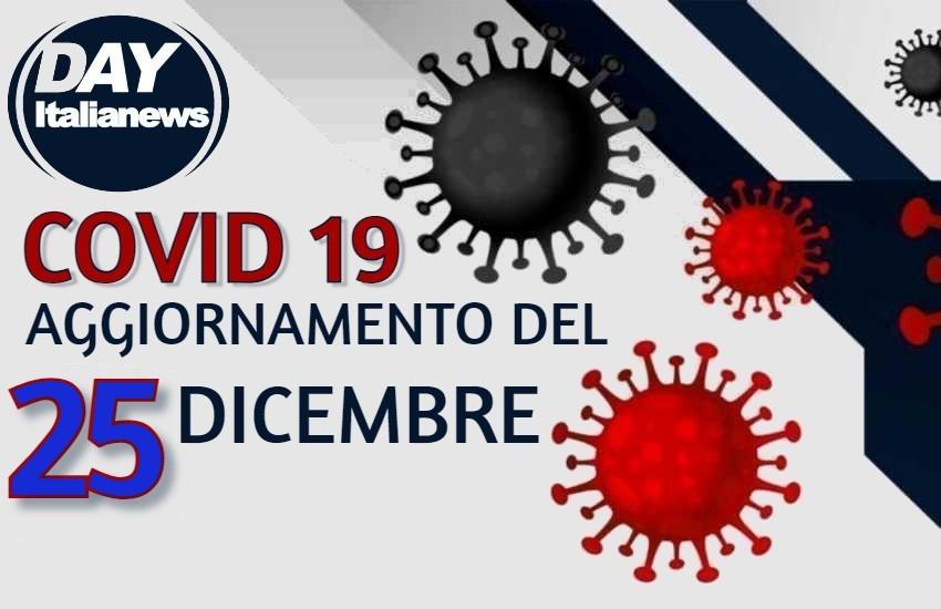 Covid, nel Lazio si continua a morire: sono 31 le vittime odierne