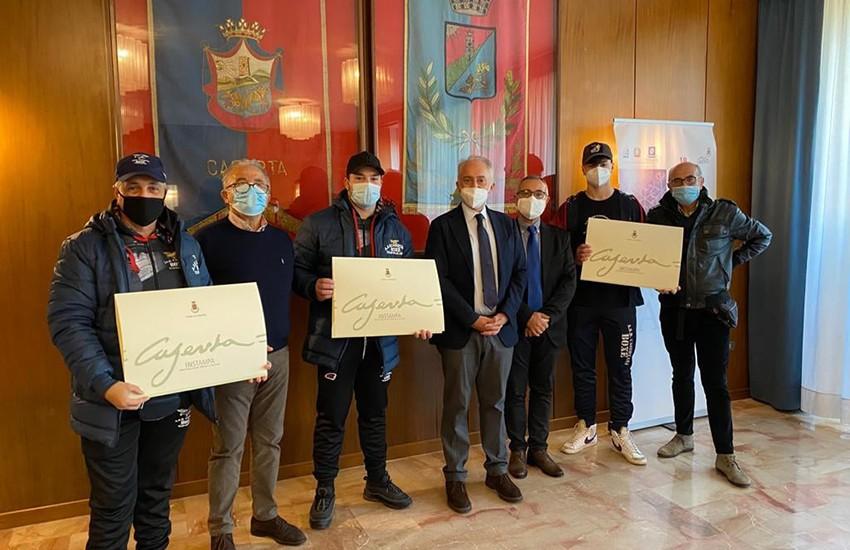 """I pugili casertani neo campioni d'Italia Junior: """"grazie ragazzi siate esempio per i giovani"""""""