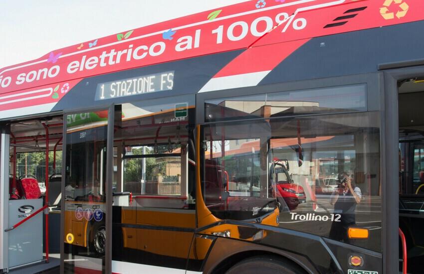 Parma: 3 nuovi filobus sulla Linea 1