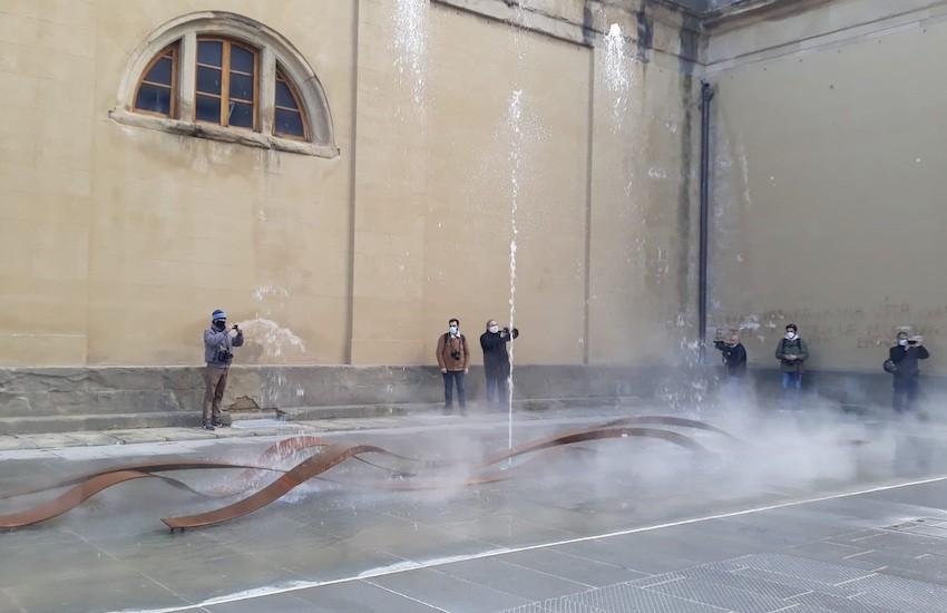 Livorno: inaugurata la nuova piazza del Cisternone