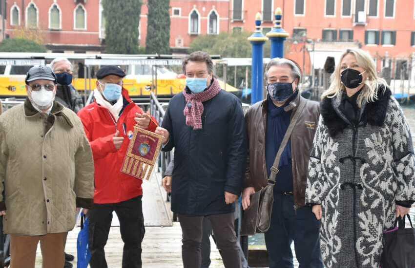 A Piero Tosi riconoscimento per impegno nella mobilità acquea sostenibile