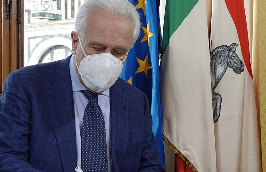 Toscana torna rossa fino al 6 aprile. La decisione del governo dopo il riconteggio dei contagi