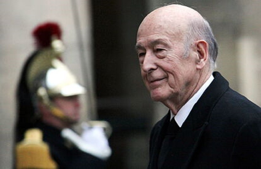 Addio Giscard d'Estaing. Da Presidente francese ha lottato per un'Europa unita
