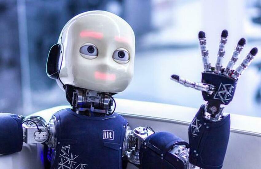 Genova, il robot iCub in sostegno dei bambini affetti da autismo