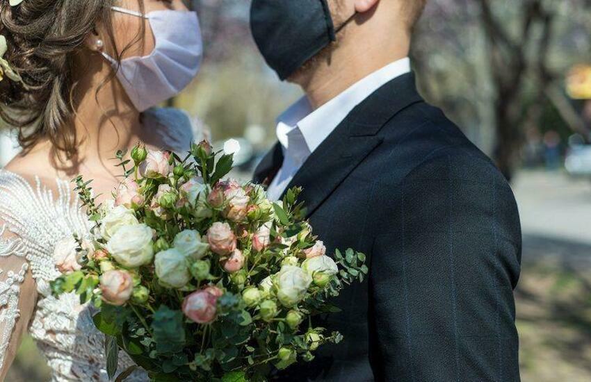 Covid a Genova, crollo dei matrimoni nel 2020: in calo anche i divorzi