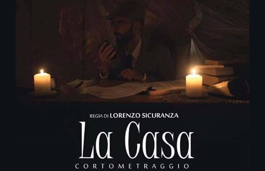 """""""La casa"""" vince il premio Best Experimental del Vesuvius Film Festival"""