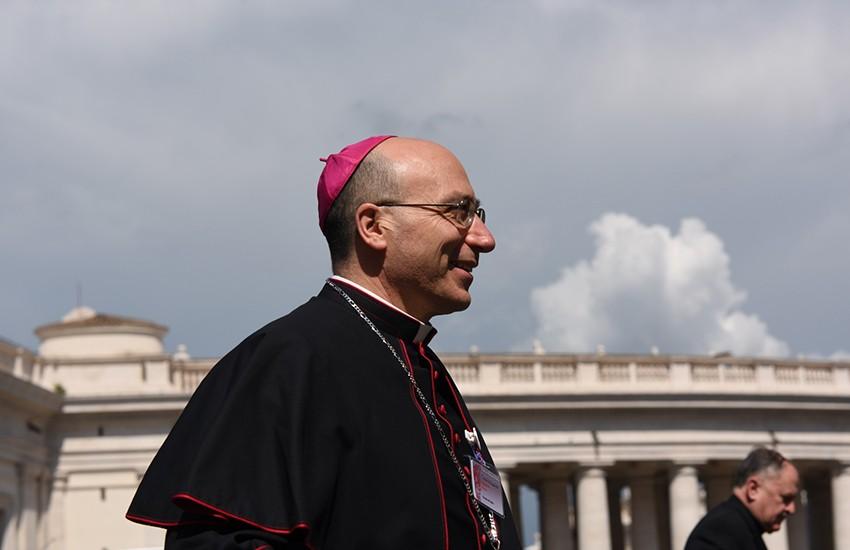 Oggi San Sebastiano patrono di Caserta il vescovo Pietro Lagnese accolto dalla città