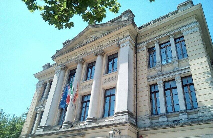 Il Canova di Treviso tra i migliori licei classici d'Italia