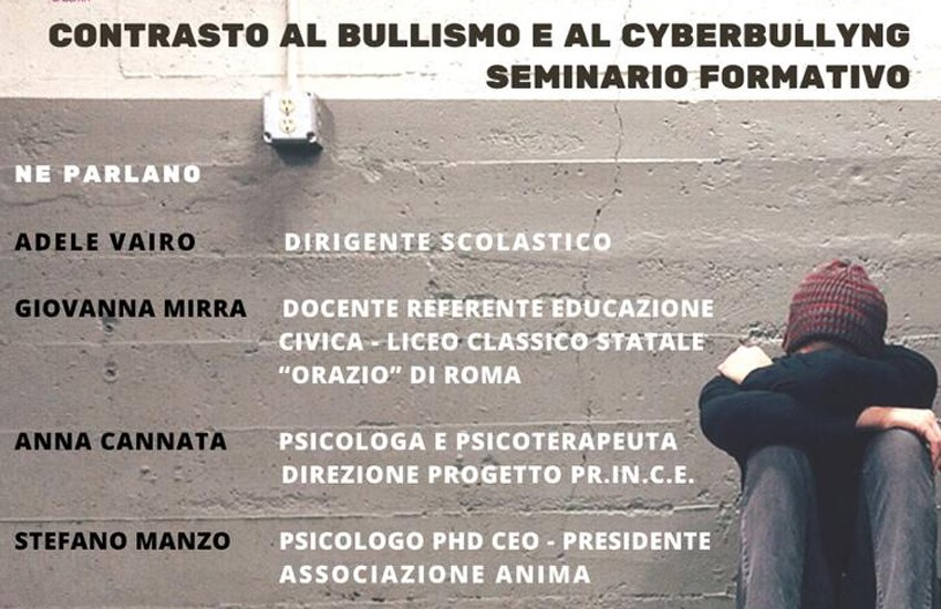 La lotta al bullismo ed al cyberbullismo parte dal Manzoni di Caserta. Ecco come