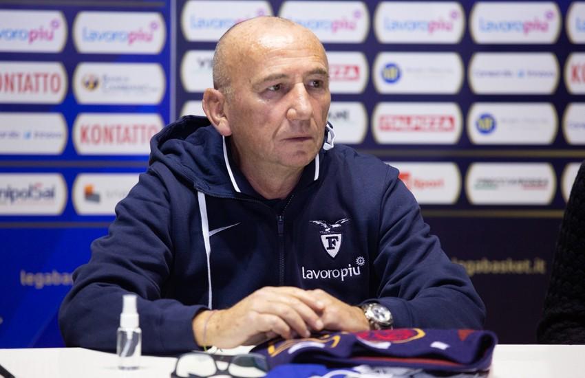 Fortitudo Bologna: stasera l'esordio di coach Dalmonte