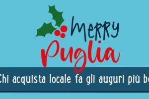 MerryPuglia, nasce la nuova campagna della Regione per sostenere il commercio pugliese
