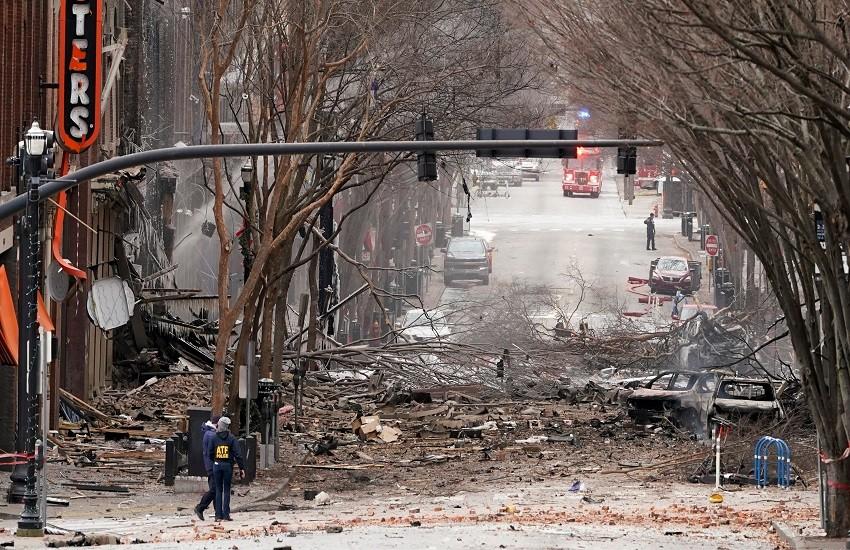 Usa, l'attentatore di Nashville ha agito da solo