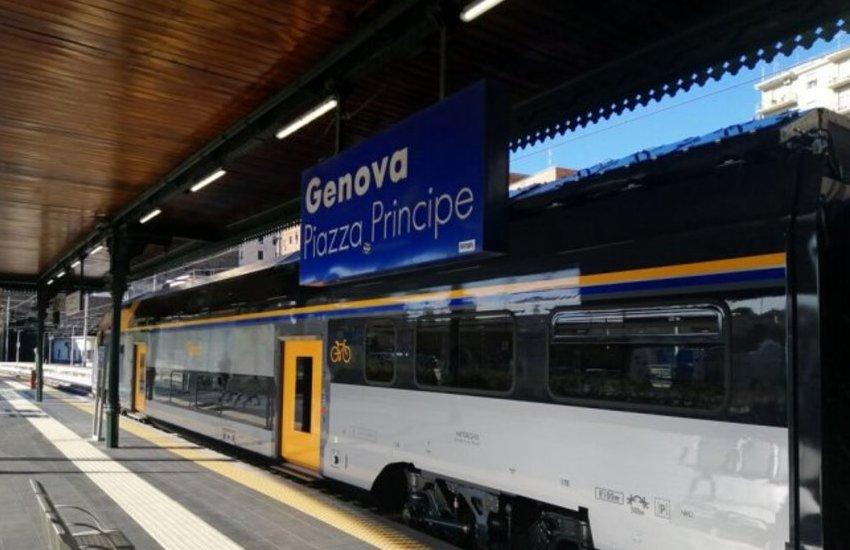 Trenitalia, nessun aumento dei biglietti dei regionali in Liguria a gennaio