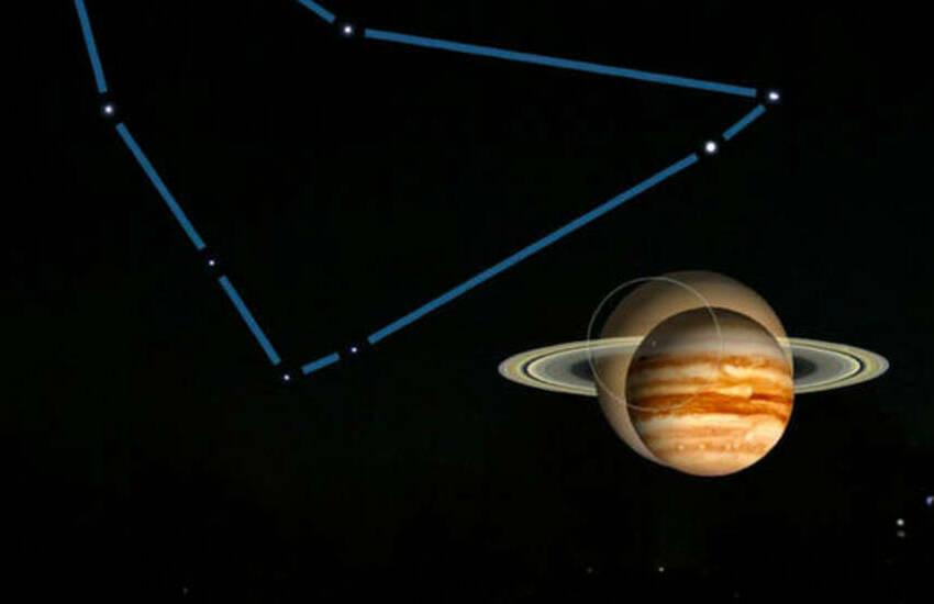 Solstizio d'inverno e la 'stella' che guidò i Magi: curiosità e storia dell'abbraccio tra Giove e Saturno