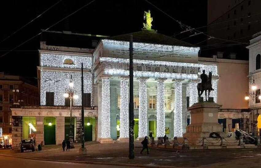 Genova, Concerto di Capodanno dell'Orchestra e del Coro Teatro Carlo Felice  in TV