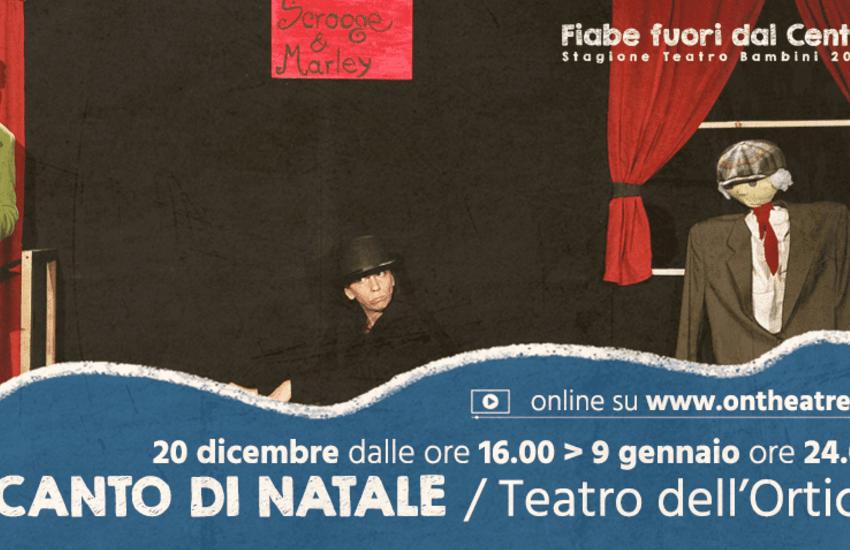 Teatro dell'Ortica Canto di Natale