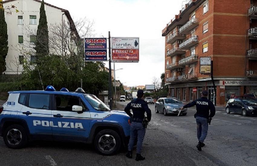 Polizia di stato, festa di Capodanno in un appartamento del capoluogo: sanzionati quattro giovani