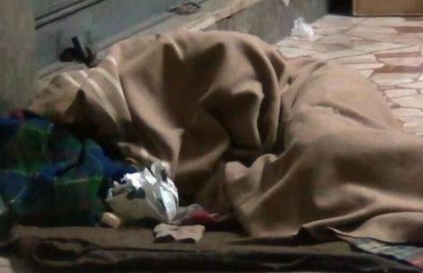 Genova, muore clochard stroncato dal freddo nel sonno
