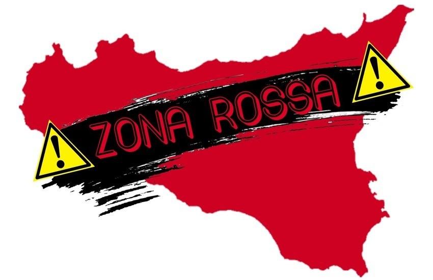 """Sicilia, Covid, due nuove """"zone rosse"""" e proroga per altri sette Comuni"""