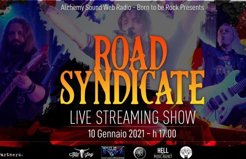 "Road Syndicate, ""Virtual tour 2021"""