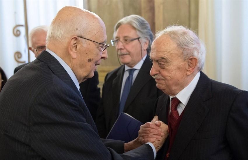 Roma, morto Emanuele Macaluso per problemi cardiaci