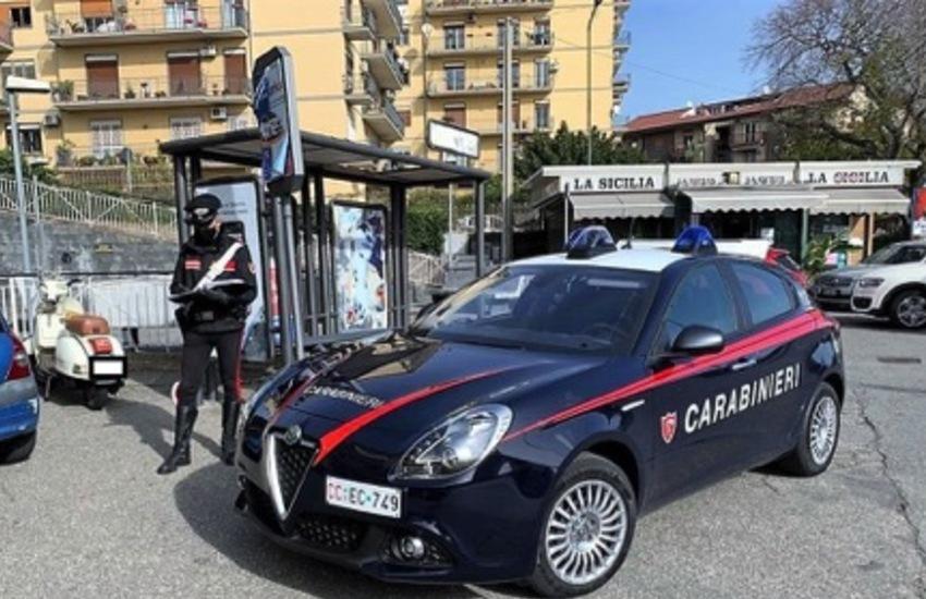 San Gregorio di Catania, topo d'auto inseguito e arrestato dai Carabinieri in via Sgroppillo