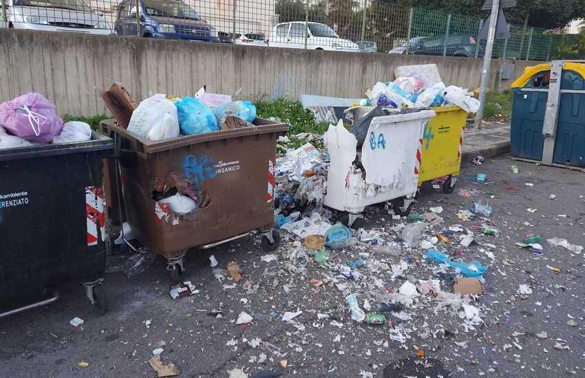 """Ordigni contro cassonetti, Pogliese e Cantarella: """"Azione criminale, Comune parte civile"""""""