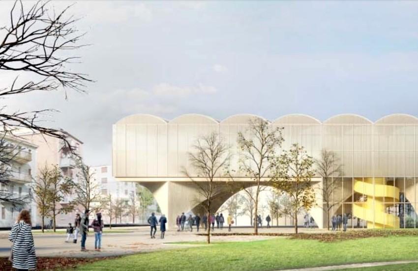 Milano, nuova Biblioteca Lorenteggio. Approvato dalla Giunta il progetto definitivo – Foto gallery