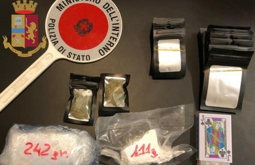 Lotta allo spaccio di droga, la Squadra Mobile arresta 6 persone in città