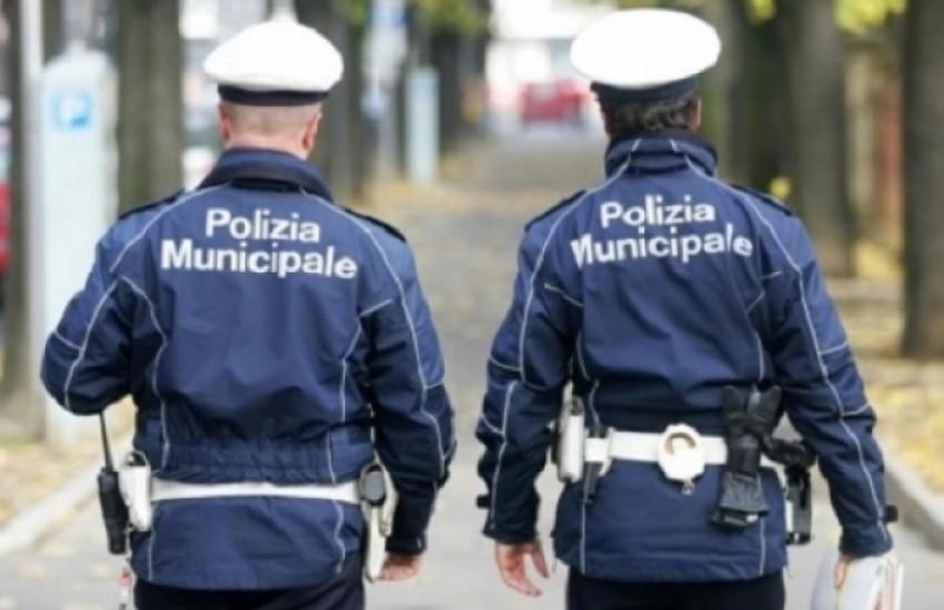 Corpo polizia municipale Spezia 183 anni