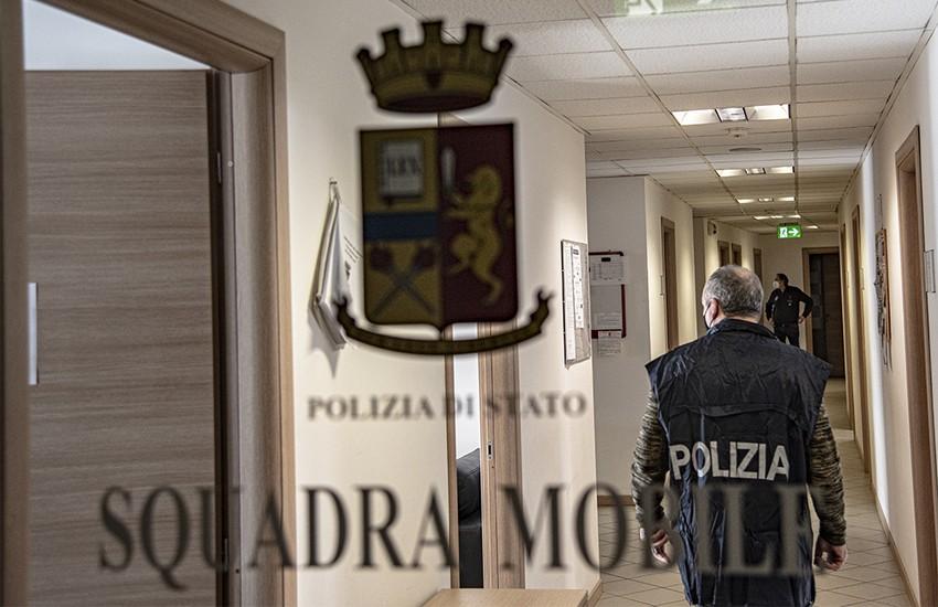 Accuse di violenza sessuale, atti persecutori e violenza privata: eseguita misura cautelare in carcere