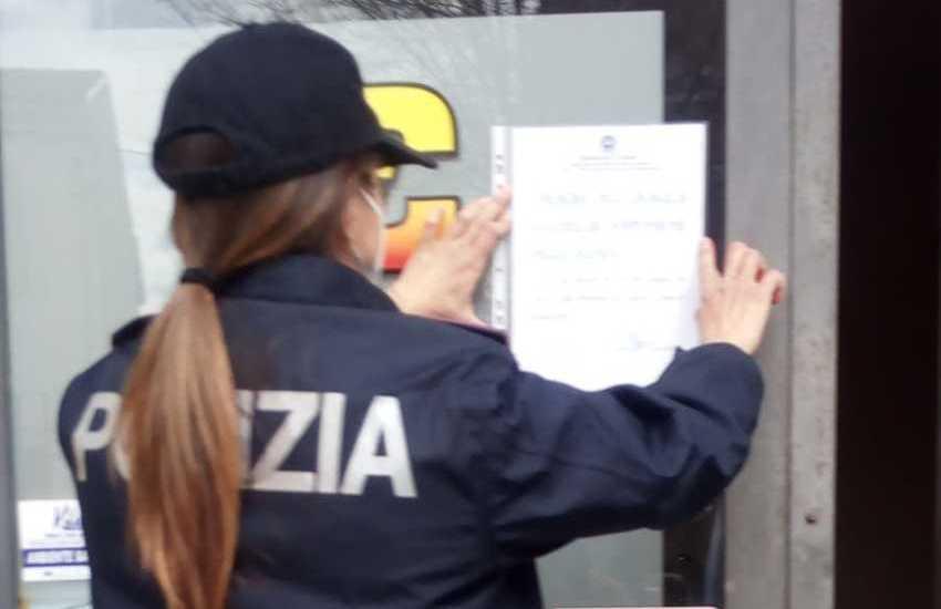 """Sulmona, """"Compra oro"""": sospensione della licenza e denuncia del titolare"""