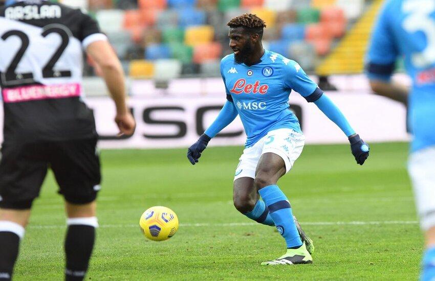 Udinese-Napoli 1-2, Bakayoko regala agli azzurri la vittoria nel finale